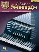 Accordion Play Along 3 - CLASSIC SONGS + CD
