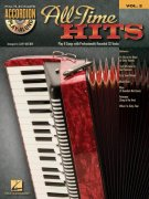 Accordion Play Along 2 - ALL-TIME HITS + CD