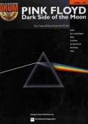 DRUM PLAY-ALONG 24 - PINK FLOYD: Dark Side of the Moon + CD