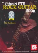 Complete Rock Guitar Book  + CD + DVD  guitar & tab