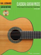 CLASSICAL GUITAR PIECES + CD (Hal Leonard Guitar Method)