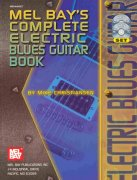Complete Electric Blues Guitar Book + CD + DVD / kytara + tabulatura