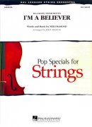 I'm a Believer (from Shrek) - Pop Specials for Strings / partitura + party