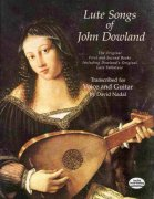Lute Songs of John Dowland - zpěv/kytara