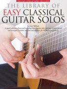 The Library of Easy Classical Guitar Solos - kytara & tabulatura