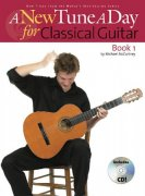 A NEW TUNE A DAY for Classical Guitar 1 + CD / kytara