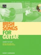 Irish Songs for Guitar + CD / zpěv & kytara + tabulatura