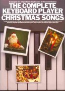 The Complete Keyboard Player: CHRISTMAS SONGS - zpěv/akordy