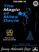 AEBERSOLD PLAY ALONG 50 - THE MAGIC OF MILES DAVIS + CD
