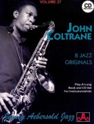 AEBERSOLD PLAY ALONG 27 - JOHN COLTRANE + CD