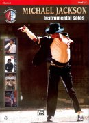 Michael Jackson - Instrumental Solos + CD / klarinet