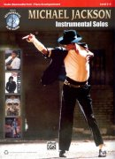 Michael Jackson - Instrumental Solos + CD / housle & piano