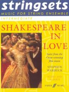 Shakespeare in Love - Music for String Ensemble / partitura + party