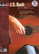 BASIX - J.S.BACH FOR GUITAR + CD / kytara + tabulatura