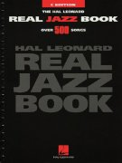 REAL JAZZ BOOK (over 500 songs) - C edition
