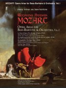 Mozart: Opera Arias for Bass Baritone & Orchestra I + CD