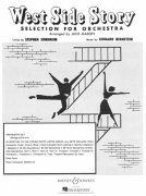 West Side Story - Selections for Orchestra - piano conductor