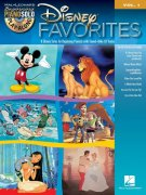 Beginning Piano Solo 1 - DISNEY FAVORITES + CD