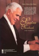 SINATRA STANDARDS for Piano + CD