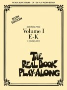THE REAL BOOK Play Along -3x CD (E- K)