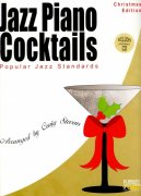 Jazz Piano Cocktails - Christmas + CD