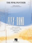 FLEX-BAND - THE PINK PANTHER (grade 2-3) / partitura + party